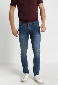 Solid - JOY  - Jeans slim fit - blue dnm - 0