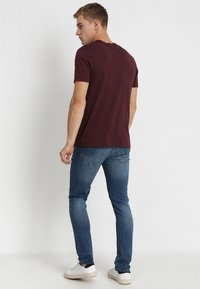 Solid - JOY  - Jeans slim fit - blue dnm