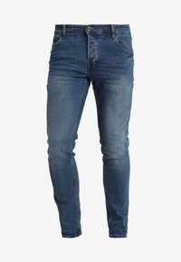 Solid - JOY  - Jeans slim fit - blue dnm - 3