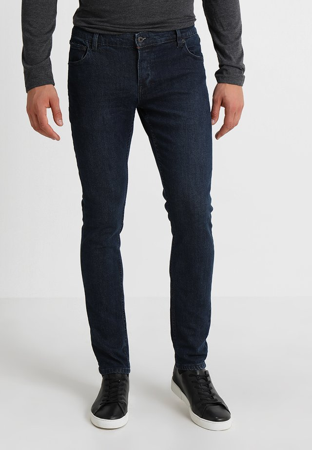 JOY  - Džíny Slim Fit - blue denim
