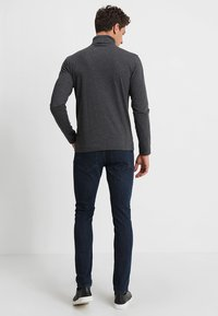 Solid - JOY  - Slim fit jeans - blue denim - 2