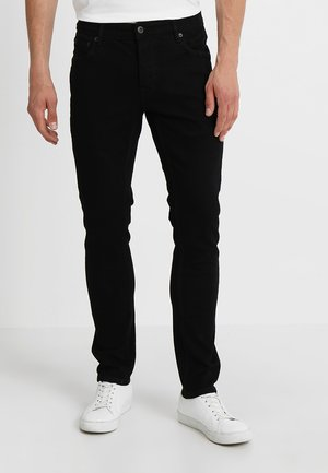 JOY - Džíny Slim Fit - black denim
