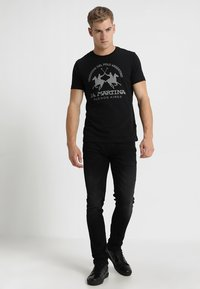 Solid - JOY - Jean slim - black denim - 1