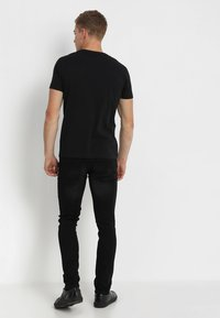 Solid - JOY - Jean slim - black denim - 2