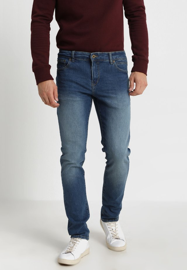 RYDER - Jeans Straight Leg - blue denim