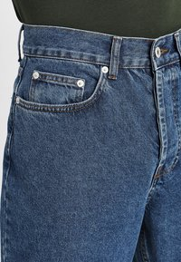 Solid - TAPERED DAD FIT - Jeans Tapered Fit - mid blue - 3