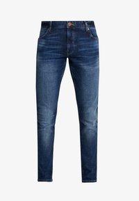 Solid - JOY  - Slim fit jeans - light-blue denim - 4