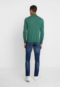 Solid - JOY  - Slim fit jeans - light-blue denim - 2