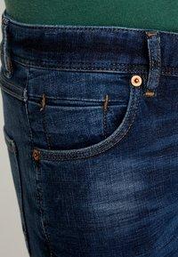 Solid - JOY  - Slim fit jeans - light-blue denim - 3