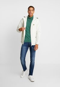 Solid - JOY  - Slim fit jeans - light-blue denim - 1