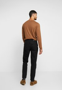 Solid - DAD - Jeans Tapered Fit - black - 2
