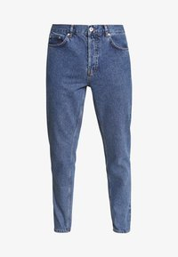 Solid - DAD FIT - Jeans Tapered Fit - blue - 3