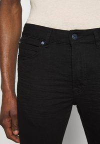 Solid - SUPERSKINNY SCOTT - Jeans Skinny - black denim - 5