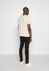 Solid - SUPERSKINNY SCOTT - Jeans Skinny - black denim - 2