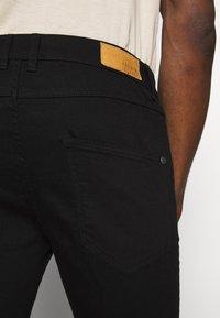 Solid - SUPERSKINNY SCOTT - Jeans Skinny - black denim - 3