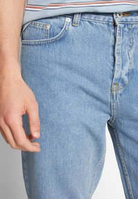 Solid - DAD - Jeans Tapered Fit - blue dnm - 3
