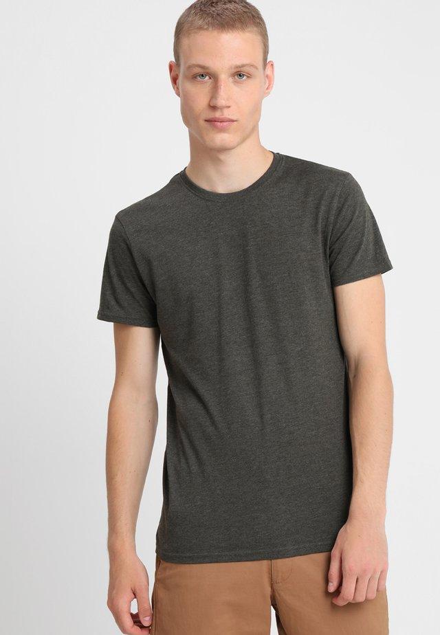 ROCK - T-shirt basic - khaki