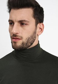 Solid - TED - Long sleeved top - rosin - 4