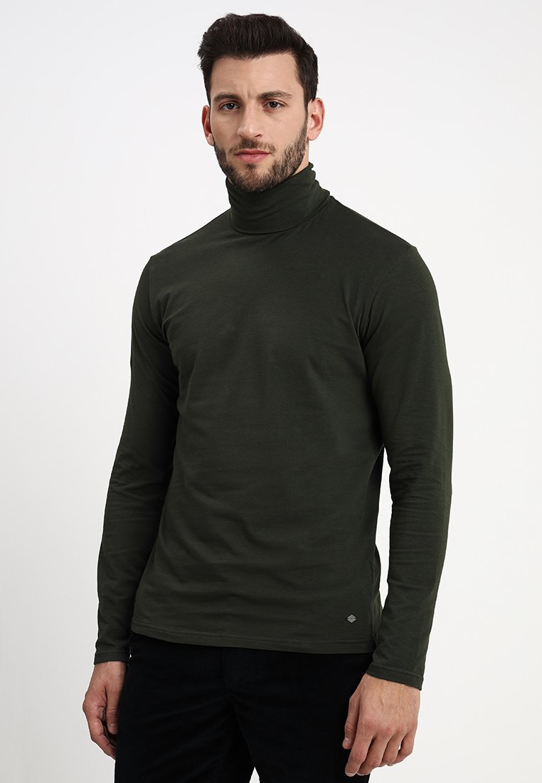 Solid - TED - Long sleeved top - rosin