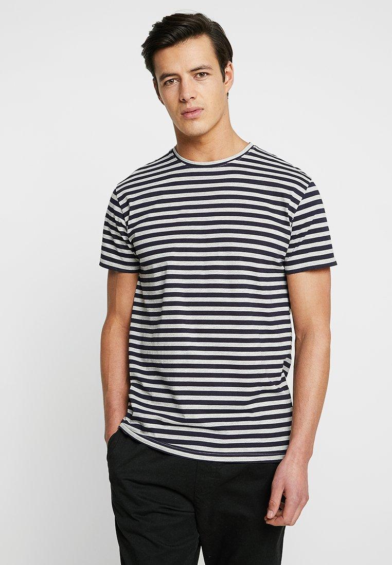Solid - BRANDT - T-Shirt print - insignia