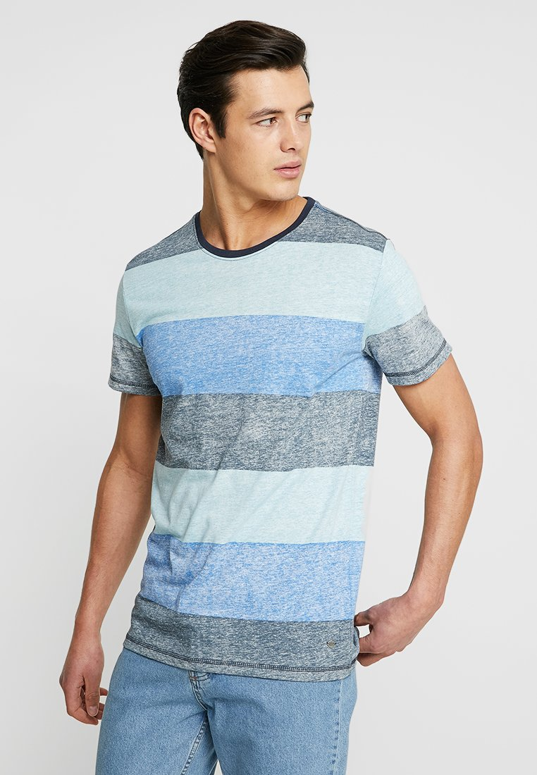 Solid - BUKMAN - T-Shirt print - strong blue