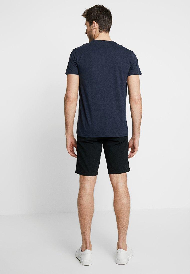 CarterT Imprimé Insignia Blue shirt Solid m8vNn0wO