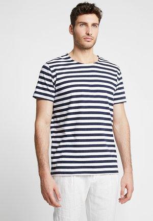 THURIN - T-shirt imprimé - insignia blue