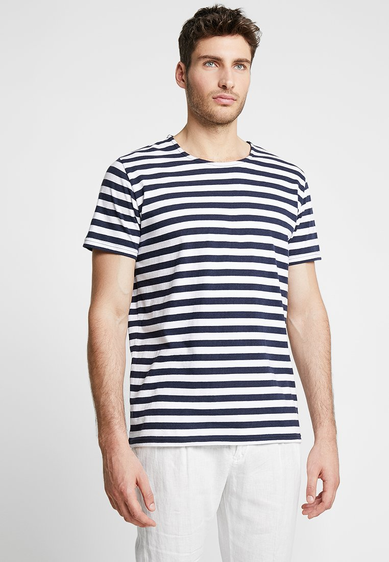 Solid - THURIN - T-Shirt print - insignia blue