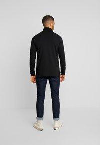Solid - TED ROLLNECK - Langærmede T-shirts - black - 2