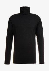 Solid - TED ROLLNECK - Langærmede T-shirts - black - 3