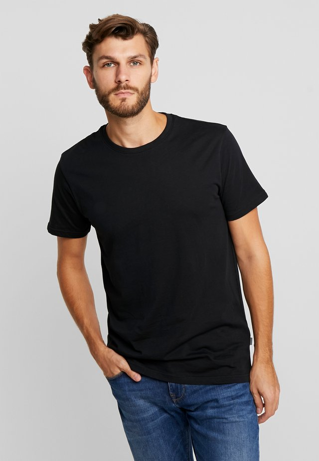 ROCK  - T-shirts basic - black