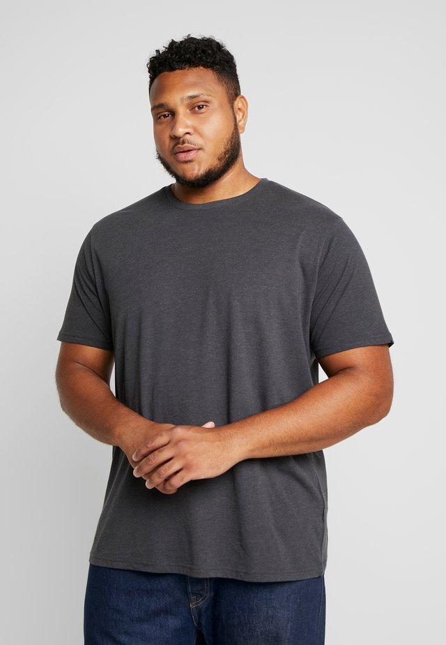 ROCK - T-shirt basic - dark grey