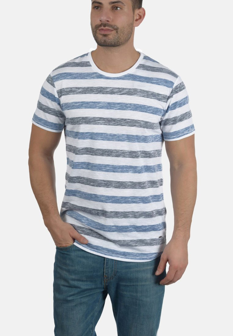 Solid - TET - T-Shirt print - strong blue