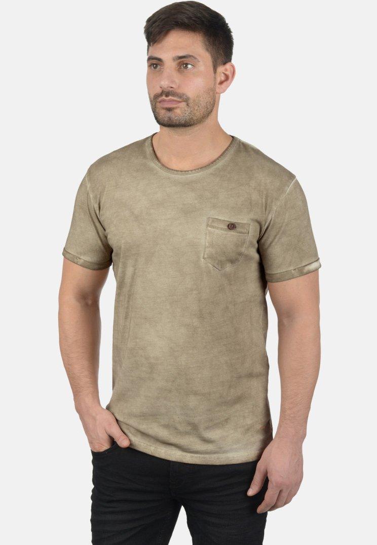 Solid - Basic T-shirt - dune