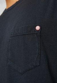 Solid - FELIN - T-shirt basic - black - 5