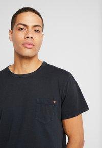 Solid - FELIN - T-shirt basic - black - 3