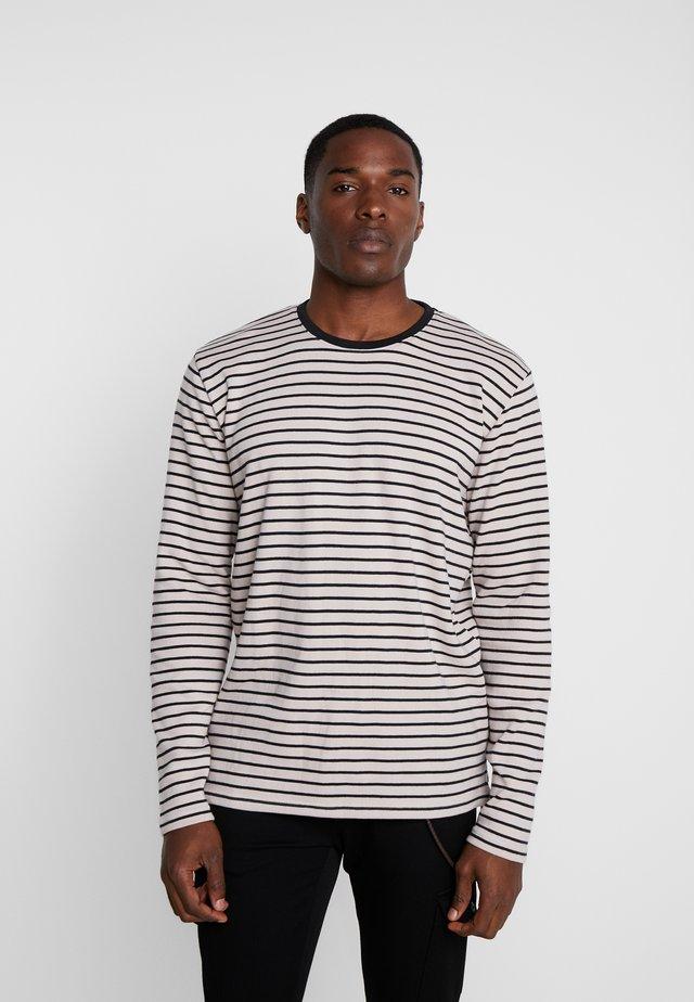 GADIEL STRIPE - T-shirt à manches longues - chateau
