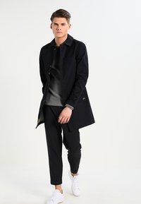 Solid - JARAH - Stickad tröja - grey melange - 1