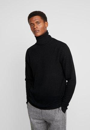SHAD ROLLER - Pullover - black
