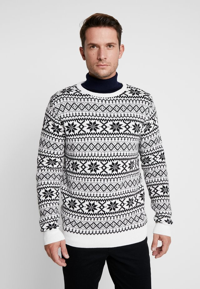 TESLIN - Pullover - white