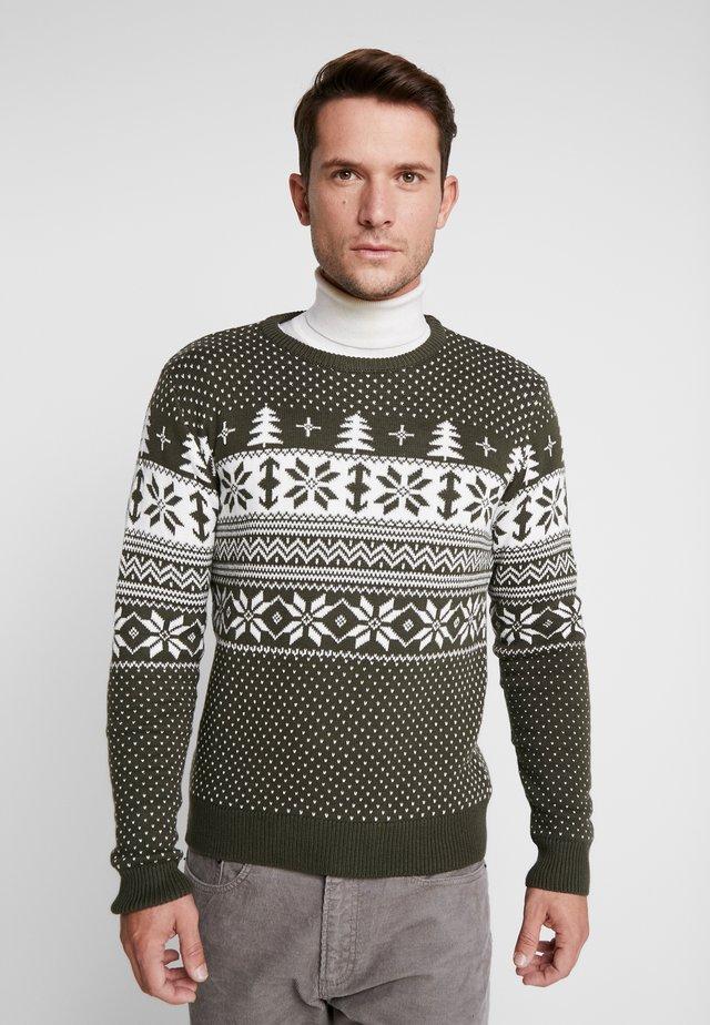 THEJS - Pullover - rosin