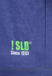 Solid - BENN - Zip-up hoodie - blue - 2