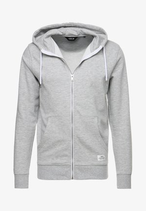 MORGAN ZIP - Hettejakke - light grey