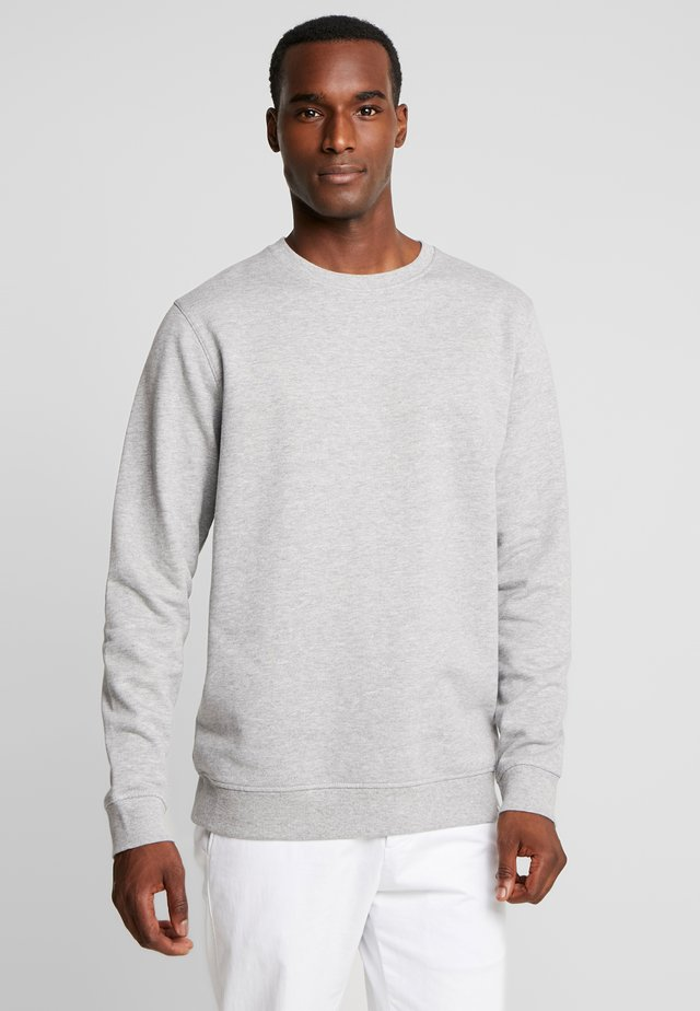 MORGAN CREW - Sudadera - light grey