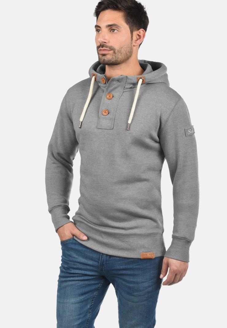 Solid - TRIPSTRIP - Hoodie - light grey