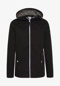 Solid - JACKET HUNT - Lehká bunda - black - 3