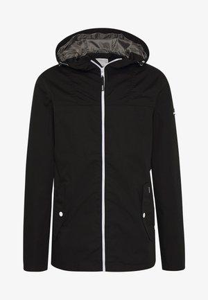 JACKET HUNT - Summer jacket - black