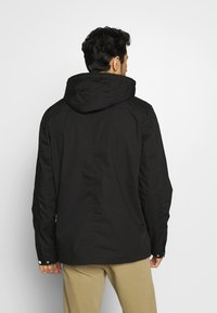 Solid - JACKET HUNT - Lehká bunda - black - 2