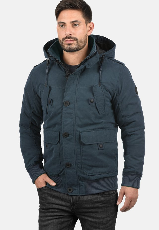 DAVIO - Winter jacket - dark blue