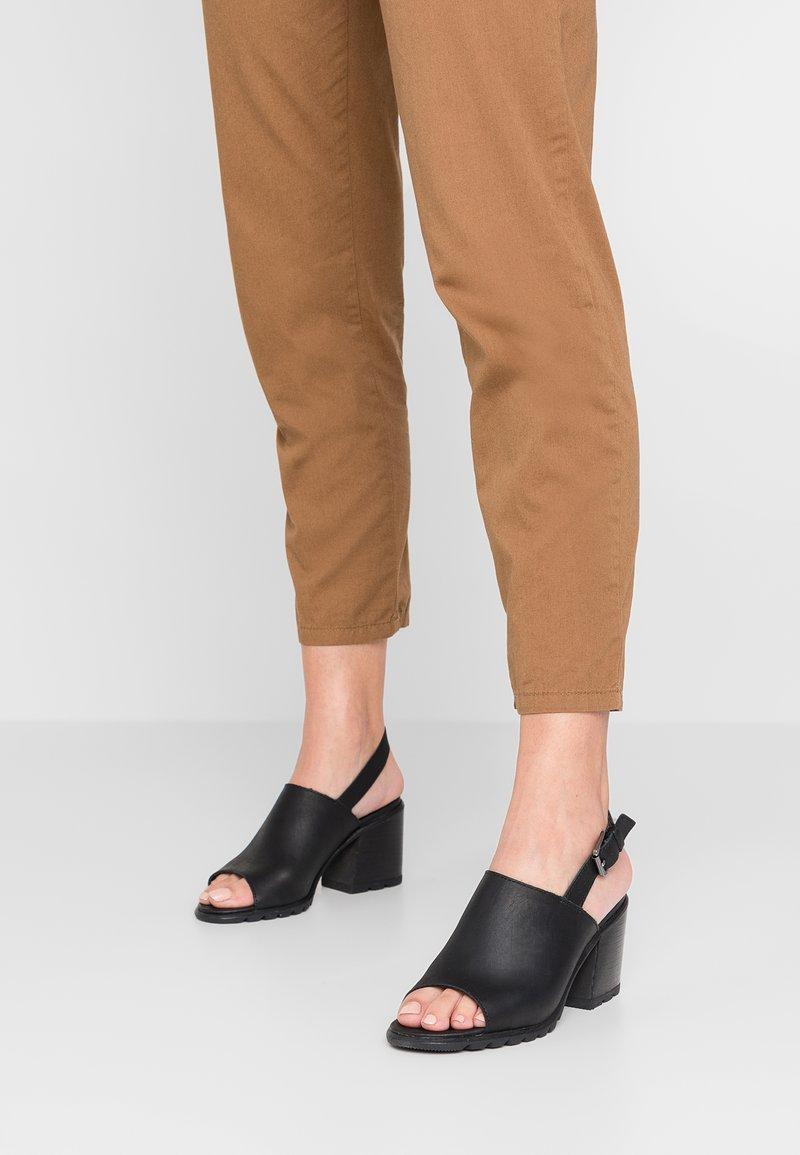 Sorel - NADIA SLINGBACK - Sandals - black